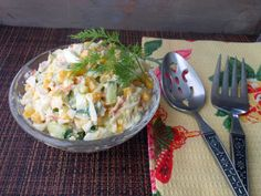 This Life of Bliss...: Imitation Crab Salad