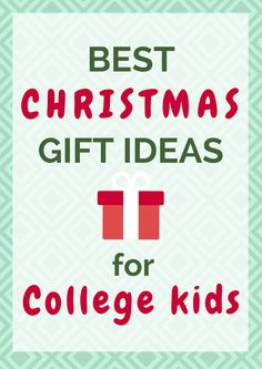 College boy xmas gifts for teens