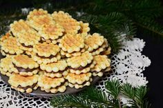 Delicious Desserts, Deserts, Food And Drink, Vegetables, Sweet, Blog, Waffles, Pastries, Sweets