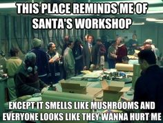 My favorite quote from Elf.