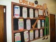 Students created dream jars from Roald Dahls story The BFG.   This teacher has…