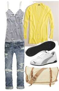 Absolutely love this outfit. Great for everyday wear unsure about the pumas