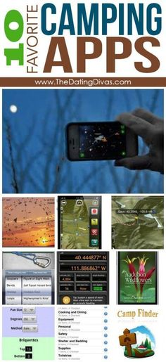 10 of the best camping apps! And lots of other top 10 camping lists (activities,. 10 of the best camping apps! And lots of other top 10 camping lists (activities, food, organizing, etc) Camping Bedarf, Camping Guide, Camping Checklist, Camping Survival, Family Camping, Camping Hacks, Outdoor Camping, Camping Supplies, Camping Activities