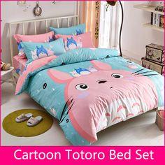 New-arrived-Good-Quailty-font-b-totoro-b-font-bed-set-bed-sets-100-cotton-cartoon.jpg
