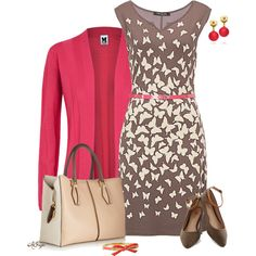 """Butterfly Dress Contest"" by kginger on Polyvore"