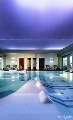 14 Indoor Swimming Pool Magnificent with Incredible Designs - Torturein Egypt