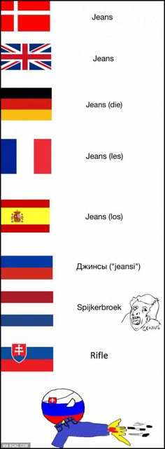 Oh Slovakia...
