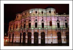 Teatro Arriaga (A cuadros)