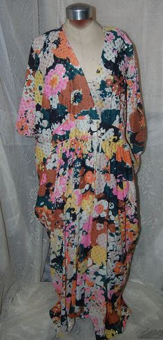 Vintage Alcie 60's 70's Textured Hippe Gypsy by Ramblinrose67, $35.00