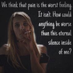 Madison Montgomery American Horror Story Coven, Horror Stories, True Stories, Madison Montgomery, Character Quotes, Dark Thoughts, Bad Feeling, Best Series, Character Aesthetic