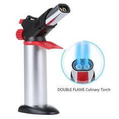 Kitchen Blow Torch,Blusmart Cook's Blowtorch for Creme Brulee Cooks Torch Chefs Butane Torch Professional Grade Culinary Blowtorch for Cooking Food: Amazon.co.uk: Kitchen & Home