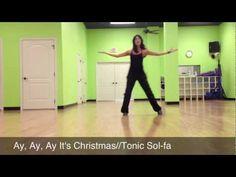 "▶ ReFit Dance Fitness ""Ay Ay Ay It's Christmas"" Salsa - YouTube"