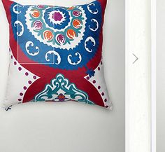 Beautiful accent pillow