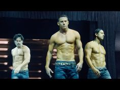 Magic Mike XXL Trailer Is Here! Watch Channing Tatum and His Sexy Co-Stars Strip Again | E! Online Mobile