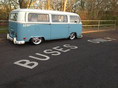VW Bus or Buses...