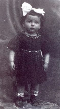 Gitel Pisarek - Gitel was only 4 when she was sadly murdered at Treblinka Extermination camp in 1942 The Lost World, World War Two, Young Life, Lest We Forget, History Photos, 4 Year Olds, Historical Photos, The Past
