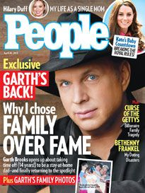 People Magazine Cover April 2015