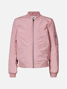 Designer Clothes, Shoes & Bags for Women Pink Bomber Jacket, Pink Jacket, Alpha Industries Ma 1, Metallic Jacket, Barn, Mens Fashion, Men's Outerwear, Men's Jackets, Men's Clothing