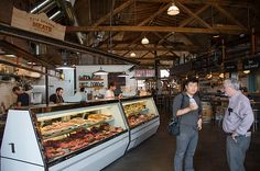 Pike Place isn't the only food market worth visiting in Seattle. Melrose Market is a small specialty food market focused on sustainable and artisan food products. Where to Eat in Seattle: Capital Hill and Fremont