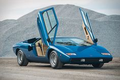 When it debuted in 1974, the Lamborghini Countach looked like something from outer space. The wedge-shaped body with iconic NACA ducts, scissor-hinged doors, and low profile was unlike anything seen before - and over 40 years later, it still makes...