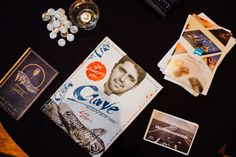 Books at our customer meet-up #BlurbRoadshow