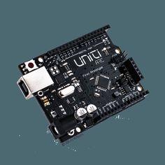 Uniti ARC - Arduino Uno com controlador para motores elétricos trifásicos