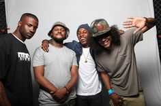 New Ab-Soul Black Hippy remix with Kendrick Lamar Schoolboy Q and Jay Rock. Watch the video here:    http://fingersonblast.squarespace.com/blog/2012/8/9/ab-soul-black-lip-bastard-black-hippy-remix-video.html