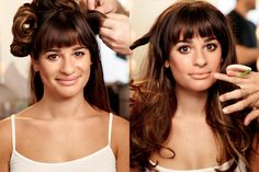 How to Get Lea Michele's 5 Signature Beauty Looks