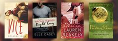 Glassblowers, Gamblers, and more find love in this week's new romance releases.