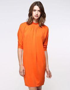 Maxi vestido naranja - Silvian Heach
