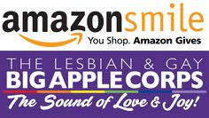 Hey Friends! Today is Amazon Day! Before you start your quest for the best deals, be sure to visit smile.amazon.com and then select The Lesbian & Gay Big Apple Corps. Shop as u normally do and 5% of your purchases will then be donated to the band!! Here at Fetch I'm a big fan of  @lgbac 🌈 This pride season I sewed their Colorguard uniforms #amazonprime #amazonsmile #fundraiser #rainbow #lgbt #🌈