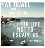 Travel Quotes -On Board Vegan #Wisdomwednesday #Inspiration #Quote #QuoteOfTheDay #Quotes