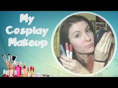 My Cosplay Makeup - YouTube