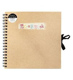 #Anker Creative Kraft Book 40 sheets 10140065 #56 Advantage card points. This Creative Kraft Book is a great place to jot down any ideas and thoughts, with 40 sheets there is ample space. FREE Delivery on orders over 45 GBP. (Barcode EAN=5012128356483)