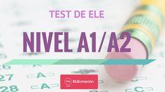 test de ELE nivel A1_A2