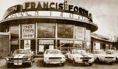 https://flic.kr/p/7TbjmB | Francis For Fords, Harrisburg, PA, 1965