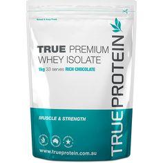 Whey Protein Isolate (WPI) Powder | True Protein