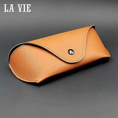 Durable PU Leather Professional Glasses Case Vintage Sunglasses Eyeglasses Storage Holder Retro Box Cases