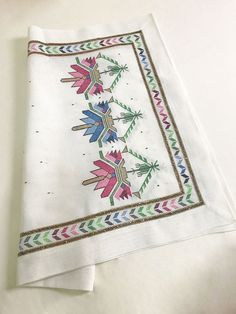 Cross Stitch Samplers, Cross Stitch Embroidery, Cross Stitch Patterns, Viking Tattoo Design, Sunflower Tattoo Design, Linen Tablecloth, Bargello, Baby Knitting Patterns, Wordpress Theme