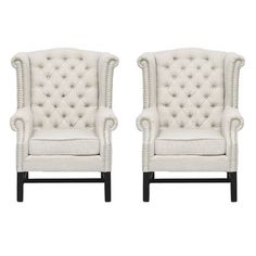 I pinned this Sussex Club Chair (Set of 2) from the Miss Mustard Seed event at Joss and Main!