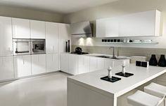 Aran: 5 cucine per sfruttare lo spazio in modi differenti | Kitchens ...