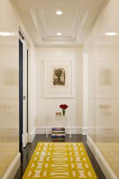 Hallway Like The Gloss Paint High Glossy Polished Plaster