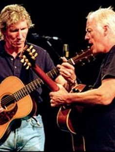 Roger Waters & David Gilmour | Pink Floyd