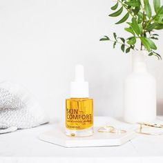 Skin Comfort Facial oil - a luxurious boost of moisture to your skin <3