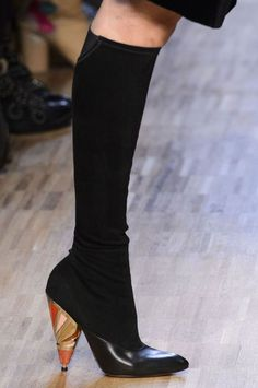 Tendances chaussures automne-hiver 2016-2017 - Givenchy