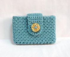 Mother'sDay Contest Crochet Card Wallet