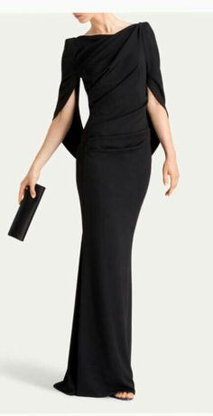 Long Black Dress Long Black Dress Source by nnnnjkkhgf The post Long Black Dress appeared first on How To Be Trendy. Beautiful Gowns, Beautiful Outfits, Elegant Dresses, Formal Dresses, Trendy Dresses, Formal Wear, Style Haute Couture, Moda Vintage, Mode Outfits