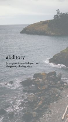 Noun abditory (plural abditories) (rare) A concealed location used for storage or to hide items. Unusual Words, Weird Words, Rare Words, Unique Words, Cool Words, Fancy Words, Big Words, Words To Use, Pretty Words