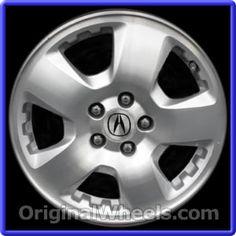 OEM 2003 Acura MDX Rims - Used Factory Wheels from OriginalWheels.com #Acura #AcuraMDX #MDX #2003AcuraMDX #03AcuraMDX #2003 #2003Acura #2003MDX #AcuraRims #MDXRims #OEM #Rims #Wheels #AcuraWheels #AcuraRims #MDXRims #MDXWheels #steelwheels #alloywheels