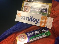 #TrulyRadiant Clean & Fresh experience #freesample